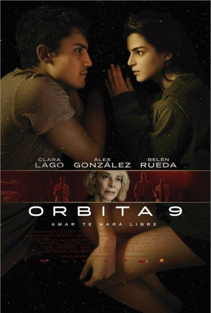 ORBITA 9: Watch The Trailer For The Spanish SciFi Romance