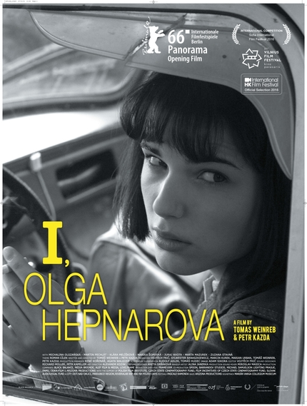 """One Day You'll Pay"": I, OLGA HEPNAROVA Gets A Trailer And Poster For Its March 24th US Opening"