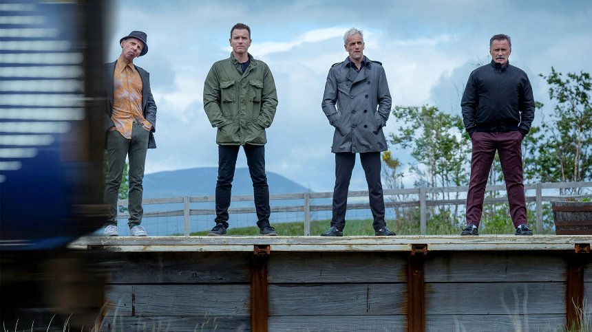 SXSW 2017 Review: T2 TRAINSPOTTING, The Boys Are Back in Town and It's Not a Pretty Sight