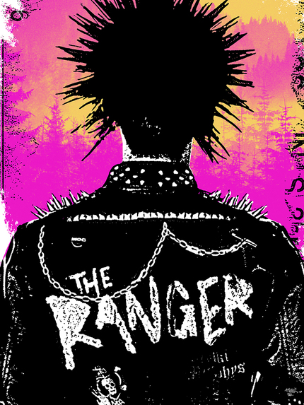 THE RANGER: The Teaser Poster For Jenn Wexler's Debut Horror Flick is Here