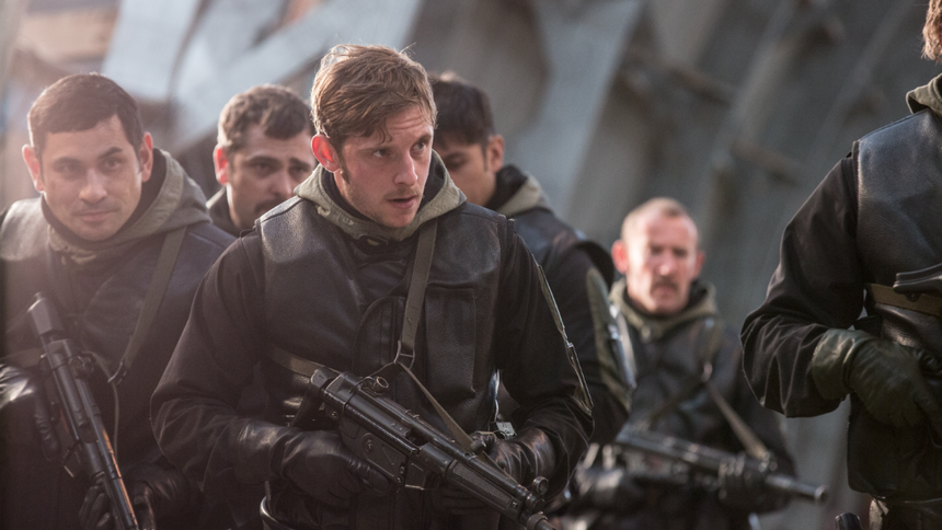 6 DAYS: Watch Jamie Bell, Mark Strong And Abbie Cornish In First Trailer For Iranian Hostage Crisis Drama