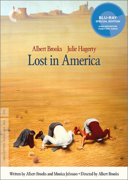 Criterion in July 2017: Albert Brooks' LOST IN AMERICA, Rossellini's War Trilogy, Tarkovsky's STALKER, Bresson's L'ARGENT