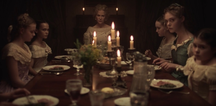THE BEGUILED Trailer Offers Stylish Blood And Sex In A Boarding School For Girls
