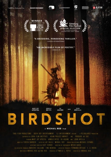 Osaka 2017 Interview: Mikhail Red Talks the Violence And Beauty in BIRDSHOT