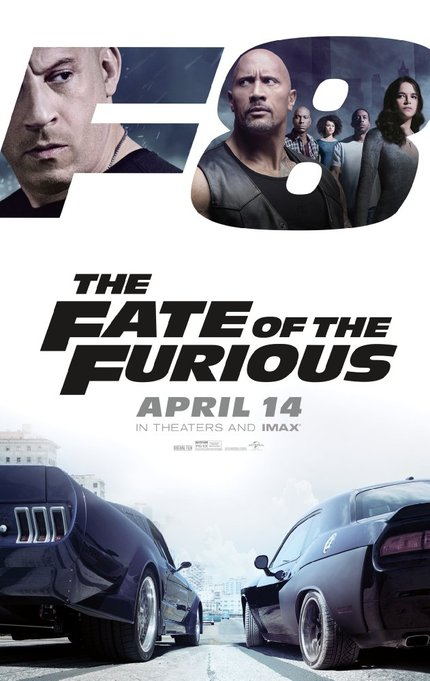 Review: THE FATE OF THE FURIOUS Hits the Accelerator