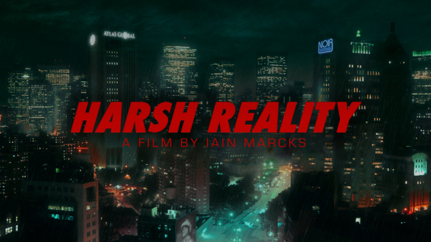 Crowdfund This: Watch the Cyberpunk VR Film HARSH REALITY Exclusive
