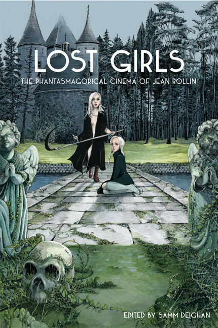 Pre-Order LOST GIRLS: THE PHANTASMAGORICAL CINEMA OF JEAN ROLLIN Right Now From Spectacular Optical
