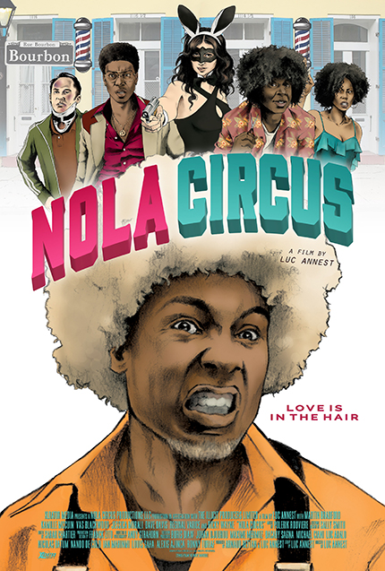 NOLA CIRCUS Exclusive Clip: Someone Better Sweep The Salon