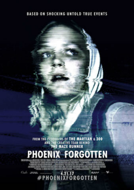 PHOENIX FORGOTTEN Trailer: Teens, UFO Sightings, Found Footage ... What Could Go Wrong?