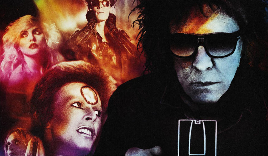 Music On Film: Mick Rock and Director Barnaby Clay Talk SHOT! THE PSYCHO-SPIRITUAL MANTRA OF ROCK