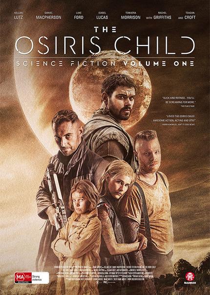 THE OSIRIS CHILD: Full Trailer Arrives For Shane Abbess' Old School Sci-Fi Spectacle