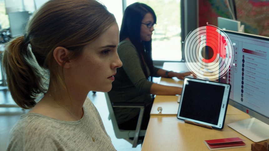 Tribeca 2017 Review: THE CIRCLE, Where All Are Trapped in the Social Media Web