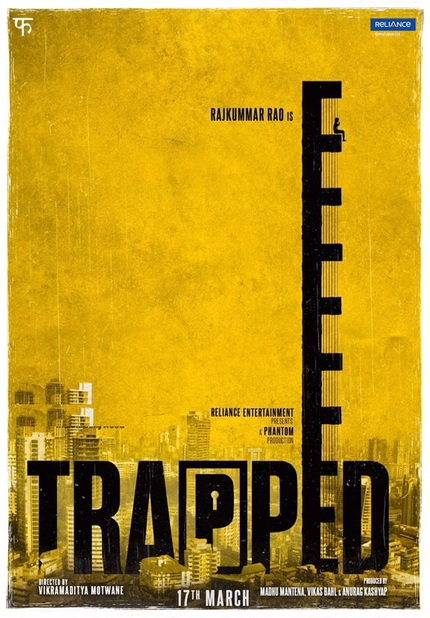 Indian Film Fest LA 2017 Review: TRAPPED, Loneliness Abounds in the Midst of Millions