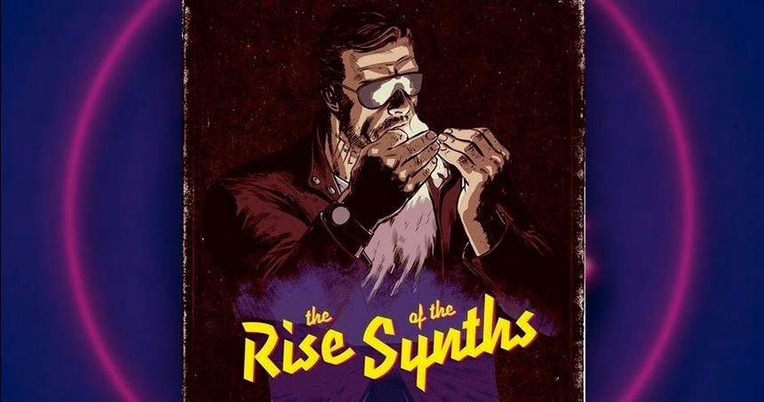 Documentary THE RISE OF THE SYNTHS to release companion album in May on Lakeshore Records