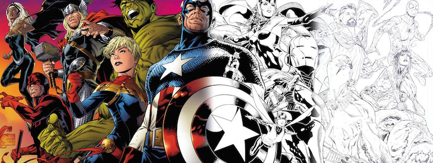 Destroy All Monsters: Did Marvel Seriously Just Pivot To The Right?