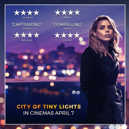 City Of Tiny Lights Starring Riz Ahmed And Billie Piper Opens In The Uk April 7