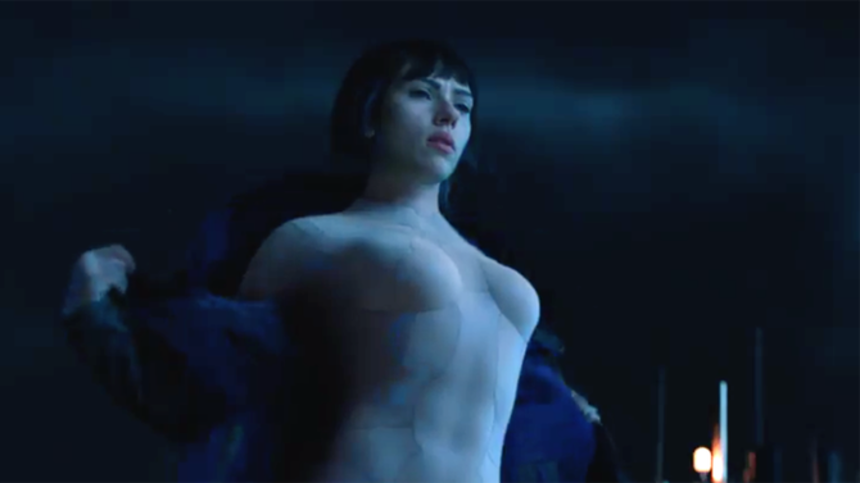 AnarchyVision: GHOST IN THE SHELL, OBIT and, Uh...