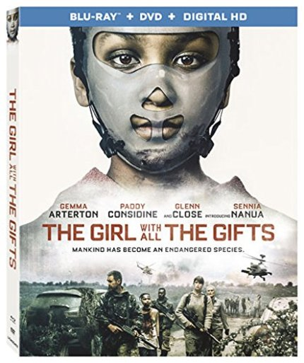 Now on Blu-ray: THE GIRL WITH ALL THE GIFTS is a Fresh Take on the Undead