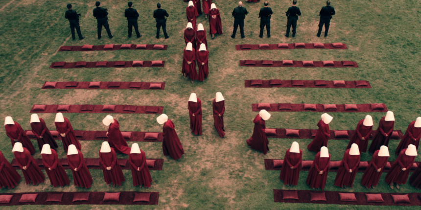 Review: THE HANDMAID'S TALE, Powerful and Terrifying Television