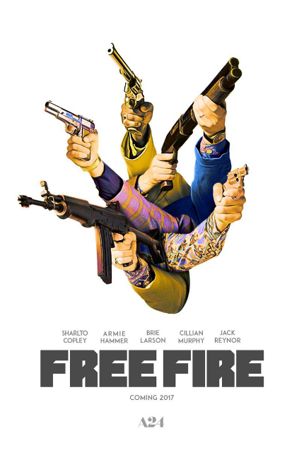 Review: FREE FIRE, Bullet-riddled Mayhem From Beginning to End