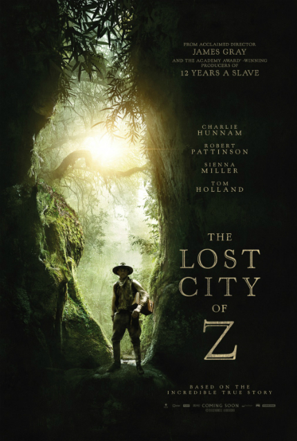 Review: THE LOST CITY OF Z, A Sumptuous and Elegant Epic, Lacking in Bravado and Zeal