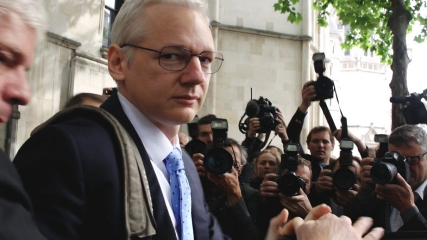 Review: In RISK, Laura Poitras Takes Risks in Exposing Assange And Wikileaks