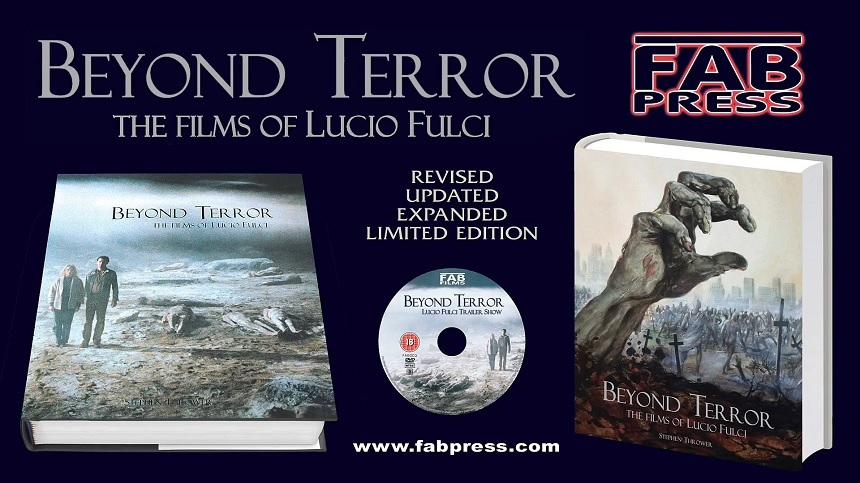 Crowdfund This: A Big, Big Reprint Of BEYOND TERROR - Update