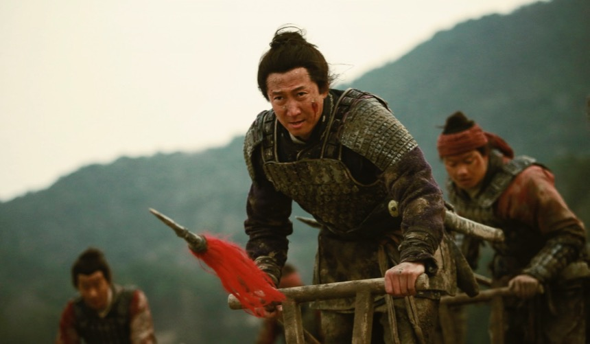 Exclusive Clip: Stongholds Fall in Gordon Chan's GOD OF WAR