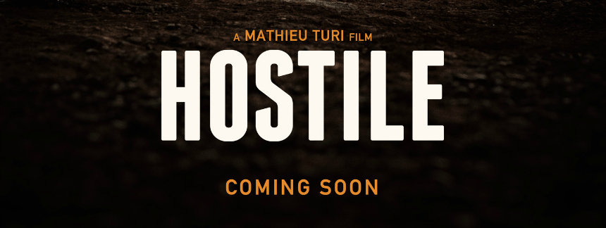 Cannes 2017: Teaser Poster For Mathieu Turi's Debut PA Flick HOSTILE