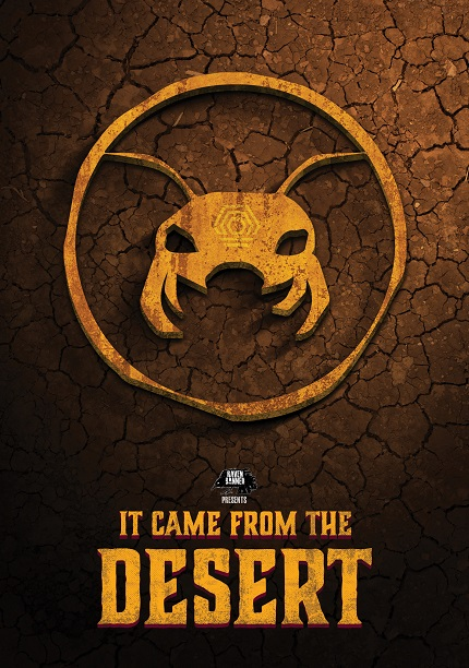 IT CAME FROM THE DESERT: The Trailer For Giant Ants Run Amok Movie is Here!