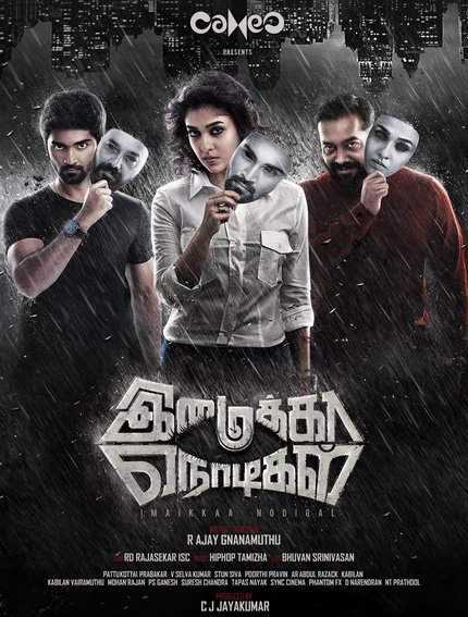 Trailer: Nayanthara Battles Anurag Kashyap In Tamil Thriller IMAIKAA NODIGAL