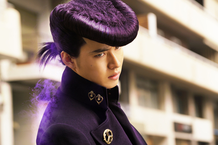 JOJO'S BIZARRE ADVENTURE: New Trailer For Miike's Adaptation Features The Stands In Action
