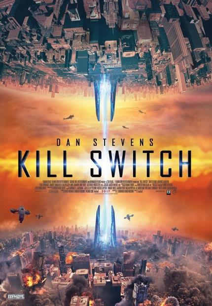 KILL SWITCH Trailer: Dan Stevens' World Implodes in Sci-Fi Thriller