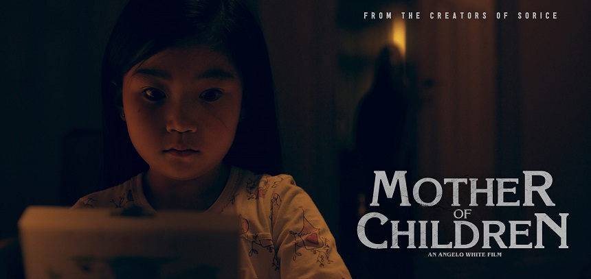 Angelo White Parks SORICE, Moves Ahead on Horror Flick MOTHER OF CHILDREN