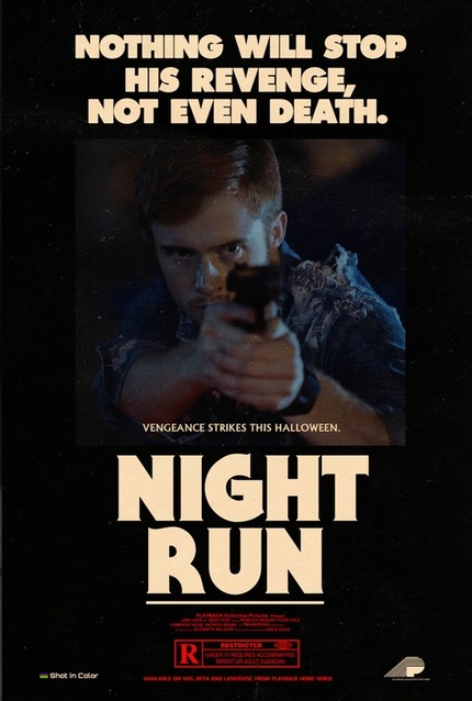 Crowdfund This: 80's Revenger NIGHT RUN