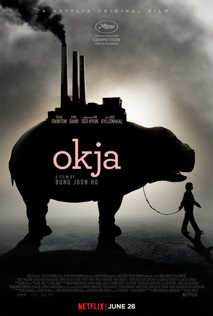 OKJA: Watch The Fabulous Trailer For Bong Joon-ho's Latest