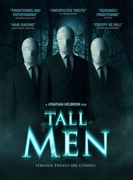 TALL MEN: Watch the Trailer For Horror Thriller, Out This Week on VOD And DVD