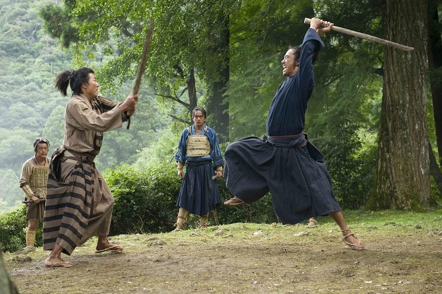 TATARA SAMURAI: Japanese Epic Coming to U.S. Cinemas on June 2nd
