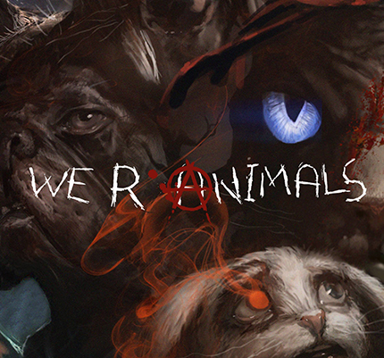 Crowdfund This: WE R ANIMALS, Because You Need An R-Rated Puppet Film