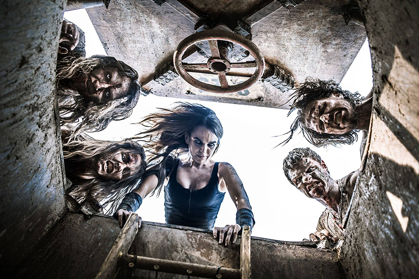 Gore-filled Promo For WYRMWOOD: CHRONICLES OF THE DEAD