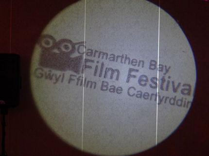 BAFTA qualifying Carmarthen Bay Film Festival kicks off