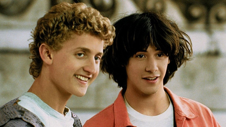 American Cinematheque To Screen BILL & TED Double Feature With Alex Winter This July, Most Excellent!