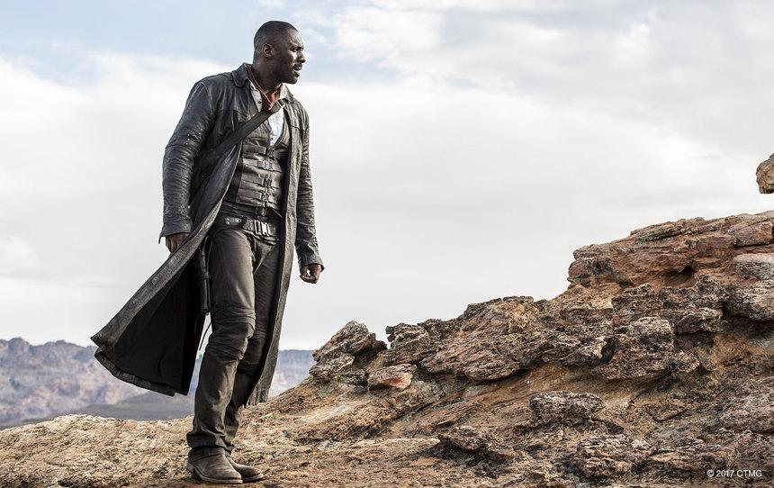 THE DARK TOWER Trailer: The Gunslinger Chases...