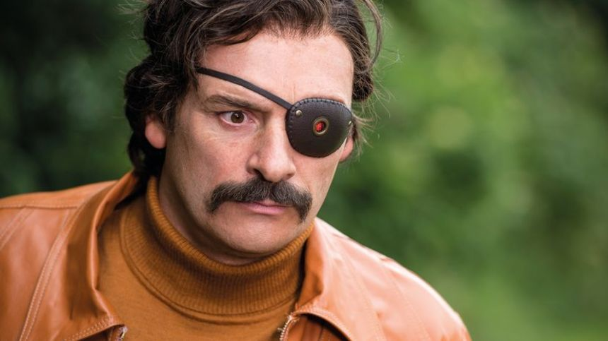 Julian Barratt's MINDHORN Squares Off Against Kenneth Branagh In New Clip
