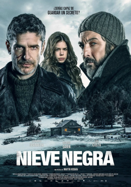 BLACK SNOW (NIEVE NEGRA) Trailer: Brother vs. Brother in the Snow