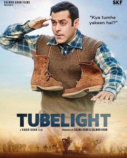 Salman Khan's 'Tubelight' teaser is out, and it's fascinating