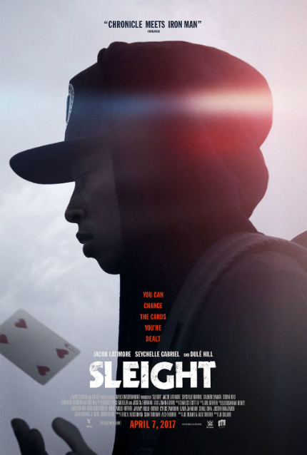 Review: SLEIGHT, A Different Kind of Magic Trick