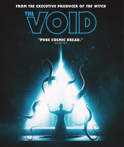 Now on Blu-ray: Open Your Mind, Step Into THE VOID