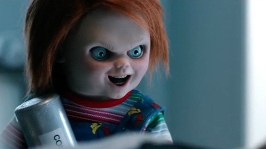 Friend To The End: Watch Insane First Trailer For Cult Of Chucky