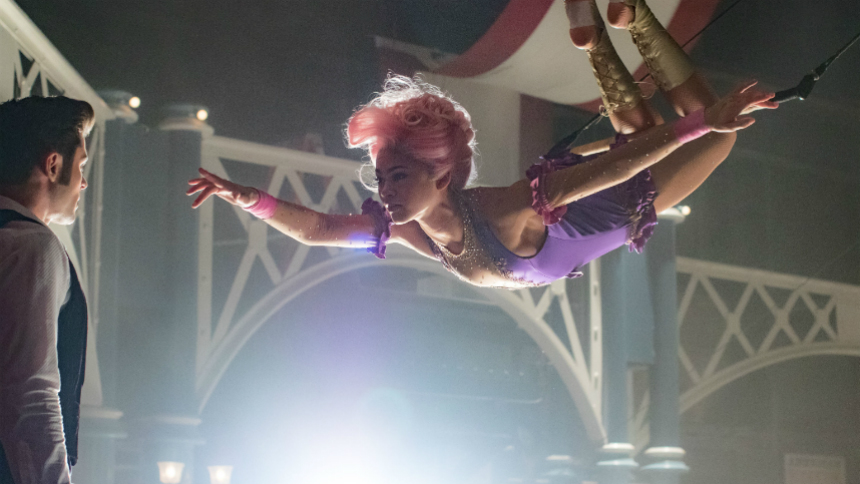 Hugh Jackman in THE GREATEST SHOWMAN Trailer: It Doesn't Start Until the Bearded Lady Sings